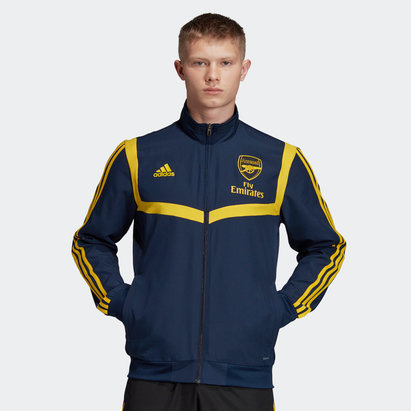 adidas Arsenal European Presentation Jacket 2019 2020