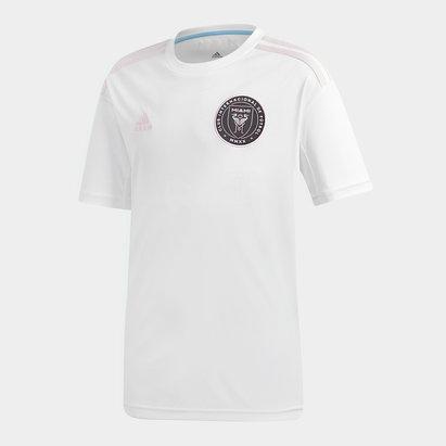 adidas Inter Miami CF 2020 Home Kids S/S Football Shirt