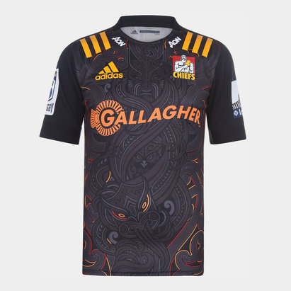 adidas Chiefs 2021 Home Super S/S Shirt