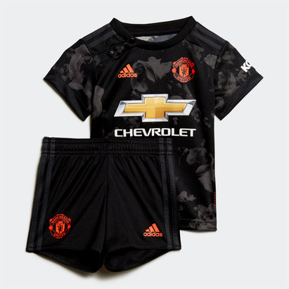 adidas Manchester United 19/20 3rd Baby Football Kit