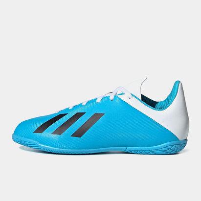 adidas X 19.4 Junior Indoor Football Trainers