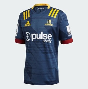 adidas Highlanders 2021 Home Super S/S Shirt
