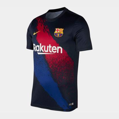 Nike Barcelona Pre Match Shirt 2019 2020