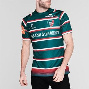 Kukri Leicester Tigers 2019/20 Home Replica Shirt