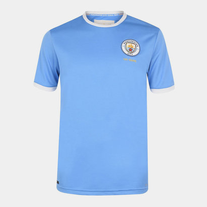 Puma Manchester City 125th Anniversary Shirt