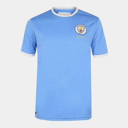 Puma Manchester City 125th Anniversary Shirt