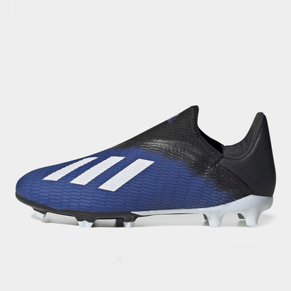 adidas X 19.3 Laceless Kids FG Football Boots