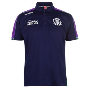 VX-3 3 Help 4 Heroes Scotland Polo Shirt Mens