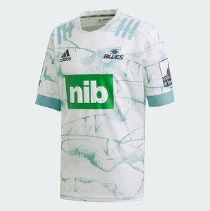 adidas Blues Parley Rugby Shirt 2020