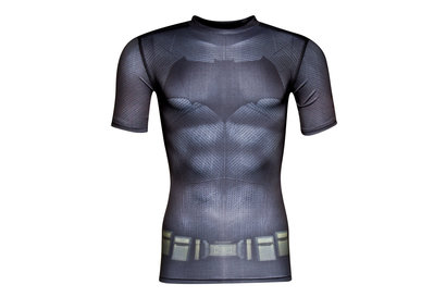 Under Armour Batman Transform Yourself Kids Compression S/S T-Shirt