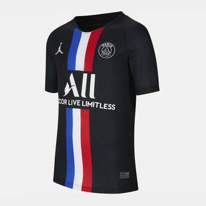 Nike Paris Saint Germain Fourth Shirt 2019 2020 Junior