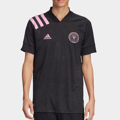 adidas Inter Miami CF 2020 Away S/S Football Shirt