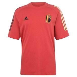 adidas Belgium T Shirt Mens