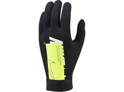 Nike Air FieldPlay Gloves Black/Volt
