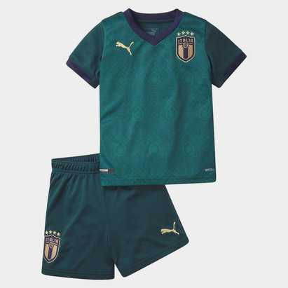 Puma Italy 2020 3rd Mini Football Kit