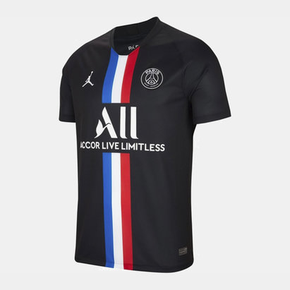 Nike Paris Saint Germain x Jordan Fourth Shirt 2019 2020