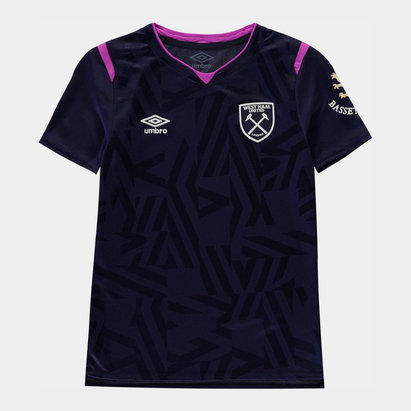 Umbro West Ham 3rd Jersey Junior Boys