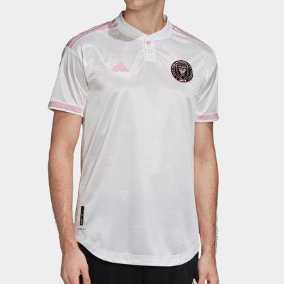 adidas Inter Miami CF 2020 Home Authentic S/S Football Shirt