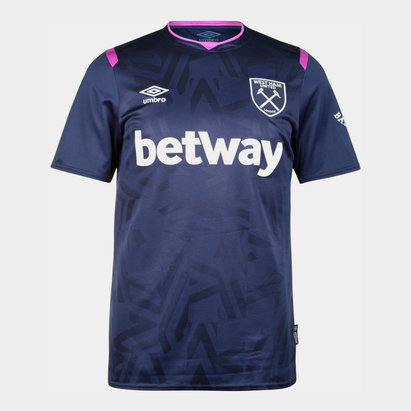 Umbro West Ham 2019 20 Third Shirt Mens