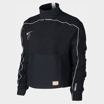 Nike FC Midlayer Zip Top Ladies