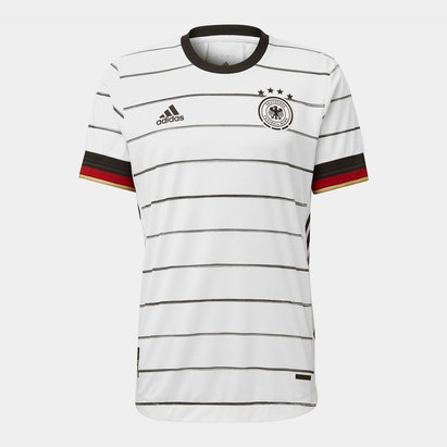 adidas Germany Authentic Home Shirt 2020