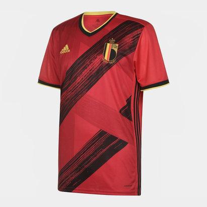 adidas Belgium Home Shirt 2020