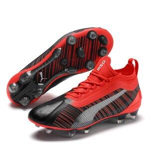 Puma One 5.1 FG Junior Football Boots