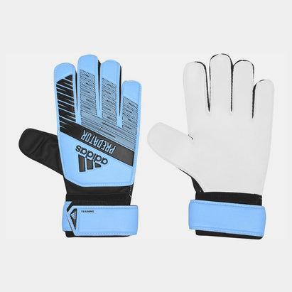adidas Predator Training Predator Training Finger Save  Goalkeeper Gloves Cyan/Black