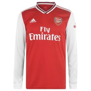 adidas Arsenal Long Sleeve 19/20 Home Shirt