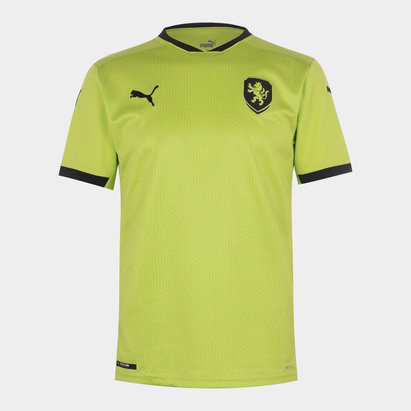 Puma Czech Republic Away Shirt 2020