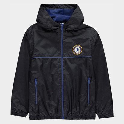 Source Lab Chelsea FC Shower Jacket Junior Boys