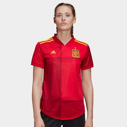adidas Spain 2020 Home Ladies Replica Football Shirt