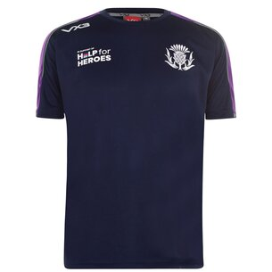 VX-3 3 Help For Heroes Scotland T Shirt Mens