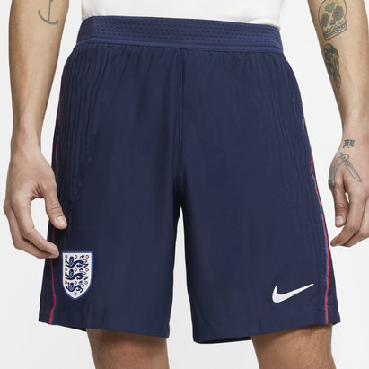 Nike England 2020 Home Match Vapor Football Shorts