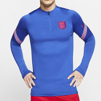 Nike England 2020 Mens Strike Football Drill Top