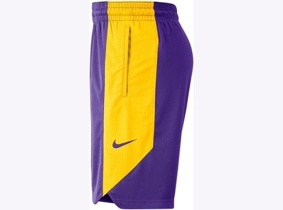 Angeles Lakers Nike Mens NBA Shorts
