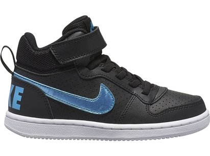 Nike Court Borough Mid Childrens Trainers