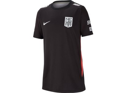 Nike Neymar Jr Training T Shirt Junior Boys