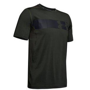 Under Armour Raid Short Sleeve Graphic T Shirt Mens