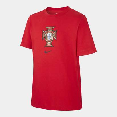 Nike Portugal 2020 Kids Football T-Shirt