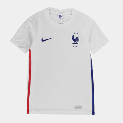 Nike France 2020 Kids Away Football Shirt