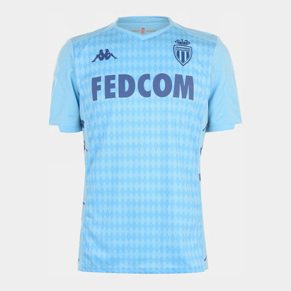 Kappa AS Monaco 19/20 Third Shirt Mens