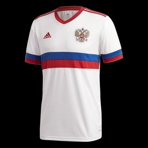 adidas Russia 2020 Away Football Shirt