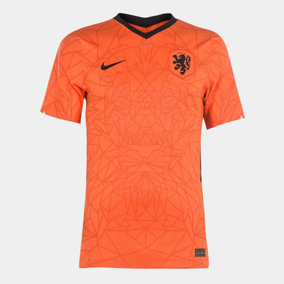 Nike Holland 2020 Home Football Shirt