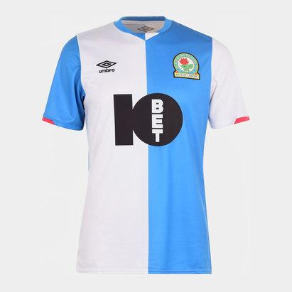 Umbro Blackburn Rovers 19/20 Home Shirt Mens