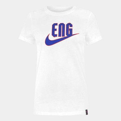 Nike England T Shirt 2020 Ladies