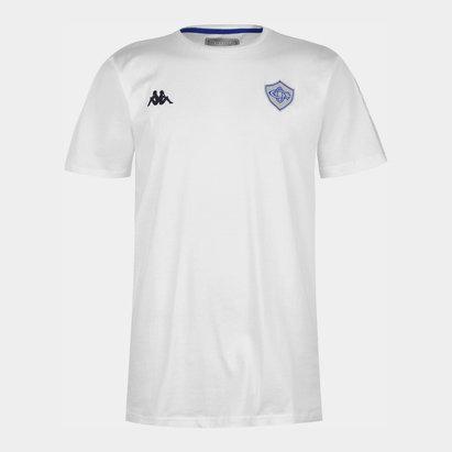 Kappa Castres 2019/20 Off Field T-Shirt