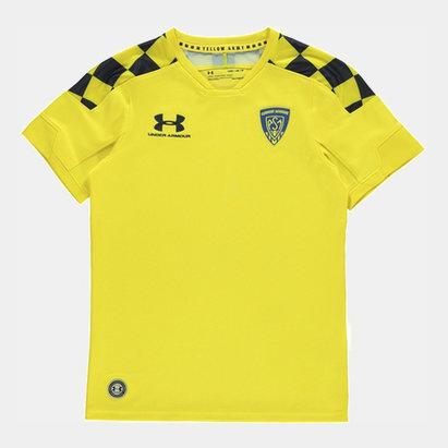 Under Armour Clermont Auvergne 2019/20 Home Kids Replica Shirt