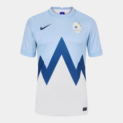 Nike Slovenia 2020 Home Football Shirt