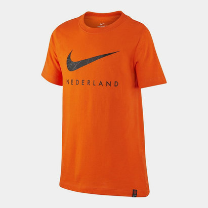 Nike Netherlands 2020 Training T-Shirt Kids